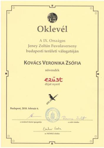 Kovács Veronika