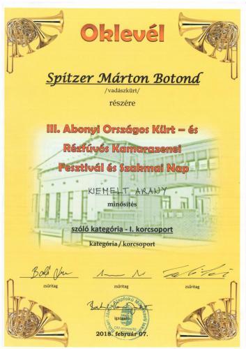 Spitzer Márton