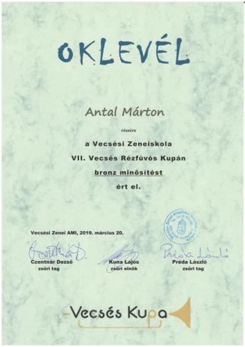 Antal Márton